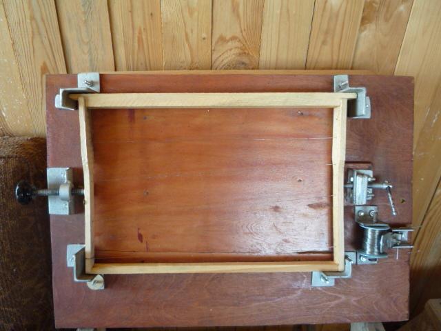 Самодельные приспособления для натягивания проволоки на рамки фото 294-704